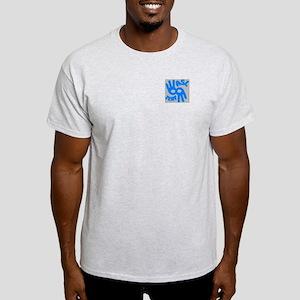 """Ash Grey """"Don't Ask Me"""" T-shirt"""