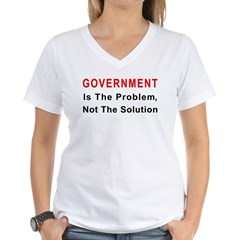 Government is the problem Shirt