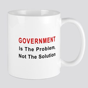Government is the problem Mug