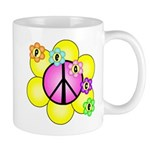 Peace Blossoms /pink Mug