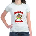 Pontchartrain Beach Jr. Ringer T-Shirt