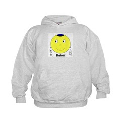 Jewish Rabbi Smiley Face Hoodie