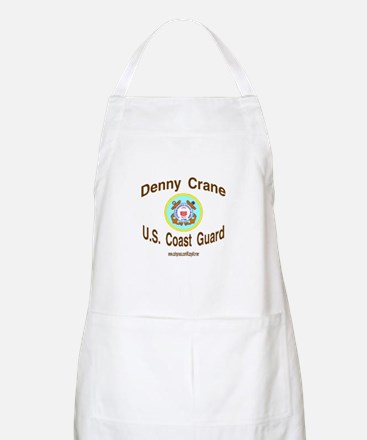 DENNY COAST GUARD BBQ Apron