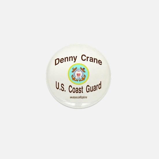 DENNY COAST GUARD Mini Button