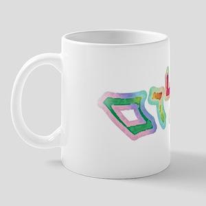 Shalom Watercolor Mug