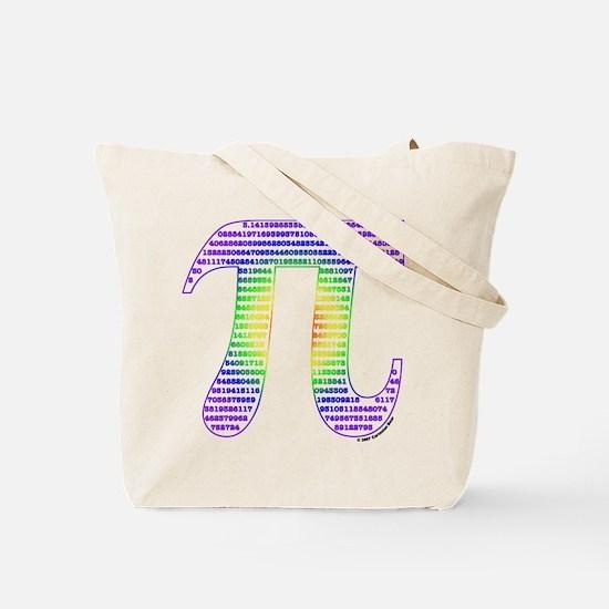 Evan's Pi #2 Tote Bag