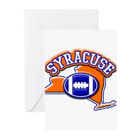 Syracuse Football Greeting Cards (Pk of 20)