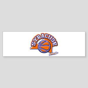 Syracuse Basketball Bumper Sticker