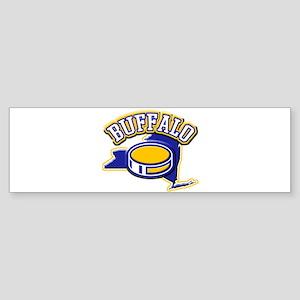 Buffalo Hockey Bumper Sticker