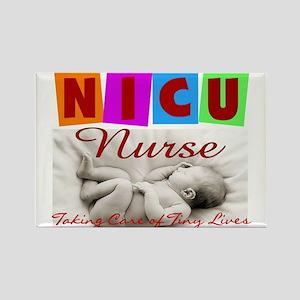 Neonatal/NICU Nurse Rectangle Magnet (100 pack)