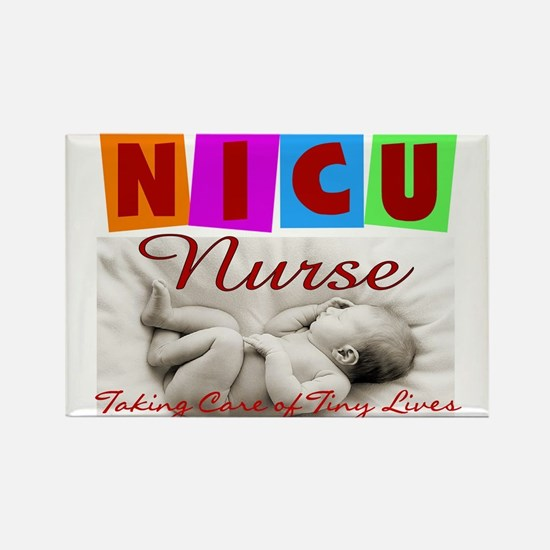 Neonatal/NICU Nurse Rectangle Magnet (100 pack)