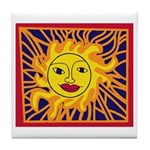 Sun Tile Coaster