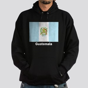 Guatemala Flag Hoodie (dark)