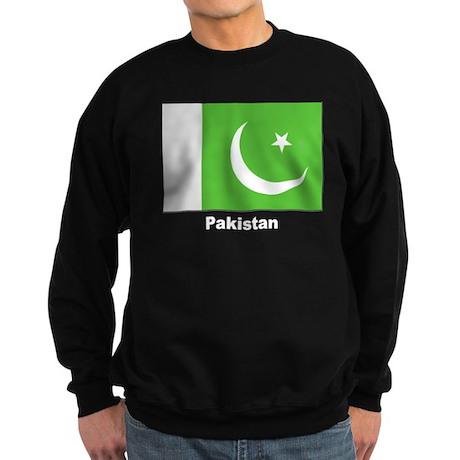 Pakistan Flag Sweatshirt (dark)