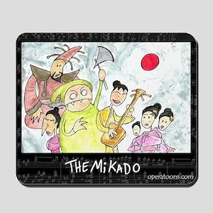 The Mikado Mousepad