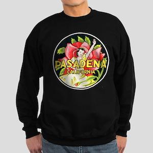 Pasadena California Sweatshirt (dark)