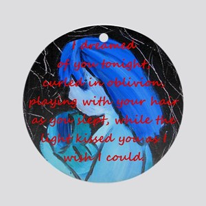 In Memory- Ornament (Round)