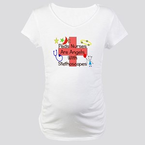 Pediatrics/PICU Maternity T-Shirt