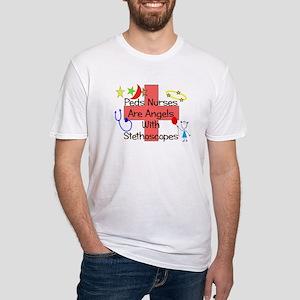 Pediatrics/PICU Fitted T-Shirt