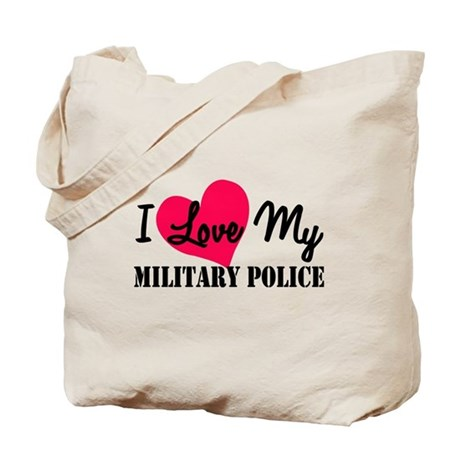 I Love My MP Tote Bag