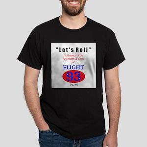 LetsRoll10x10back T-Shirt