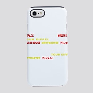 Paris places iPhone 8/7 Tough Case