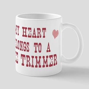 Belongs to Tree Trimmer Mug