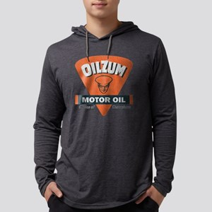 OilZum Retro Logo Long Sleeve T-Shirt