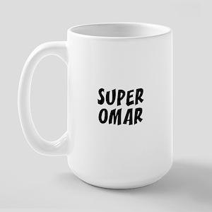 Super Omar Large Mug