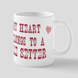 Belongs to Tile Setter Mug