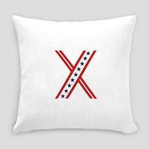 X Stars Everyday Pillow