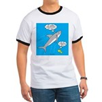 Shark Song Ringer T