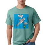 Shark Song Mens Comfort Colors® Shirt