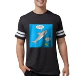 Shark Song Mens Football Shirt