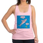Shark Song Racerback Tank Top