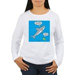 Shark Song Women's Long Sleeve T-Shirt