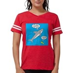 Shark Song Womens Football Shirt