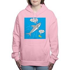 Shark Song Women's Hooded Sweatshirt