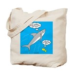 Shark Song Tote Bag