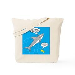 Shark Song Tote Bag