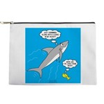 Shark Song Makeup Bag