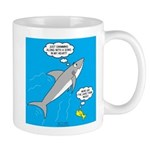 Shark Song 11 oz Ceramic Mug