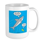 Shark Song 15 oz Ceramic Large Mug