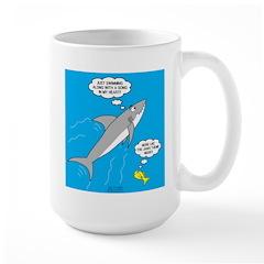 Shark Song Mug