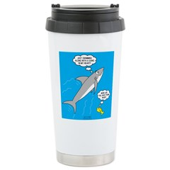 Shark Song Travel Mug