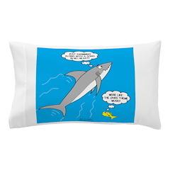 Shark Song Pillow Case