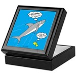 Shark Song Keepsake Box