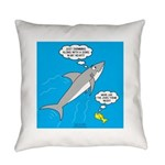 Shark Song Everyday Pillow