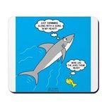 Shark Song Mousepad