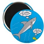 Shark Song Magnet